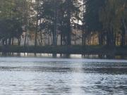земельный участок,  дом на берегу озера продам