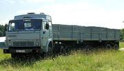 КАМАЗ 5410 с полуприцепом ОДАЗ 9370