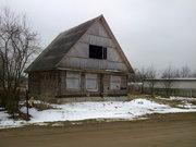 Дом деревянный,  зем.уч.15 соток,  д.Экимань