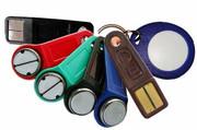 заготовки ключей также домофонных, оборудование,  фурнитура для чемодано