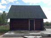 Участок  рядом с озером с двумя строениями,  Лепельский р-н