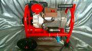 Насос вакуумный 0.75 квт для доильного оборудования
