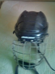 Хоккейный шлем Bauer