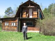 Двухуровневый рубленый дом с баней и камином - Продажа дачи