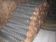 Оцинкованная сетка рабица с доставкой в Новополоцке