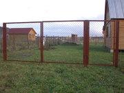 Ворота и калитки с доставкой в Новополоцке
