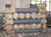 Оцинкованная сетка рабица от производителя в Новополоцк