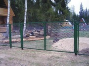 Калитки и ворота от производителя в Новополоцк
