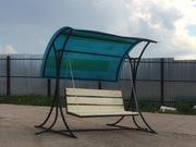 Садовые разборные качели от производителя в Новополоцк