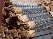 Оцинкованная сетка рабица с доставкой в Новополоцк