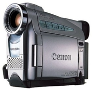 Canon ZR25MC Digital Camcorder with Built-in Digital